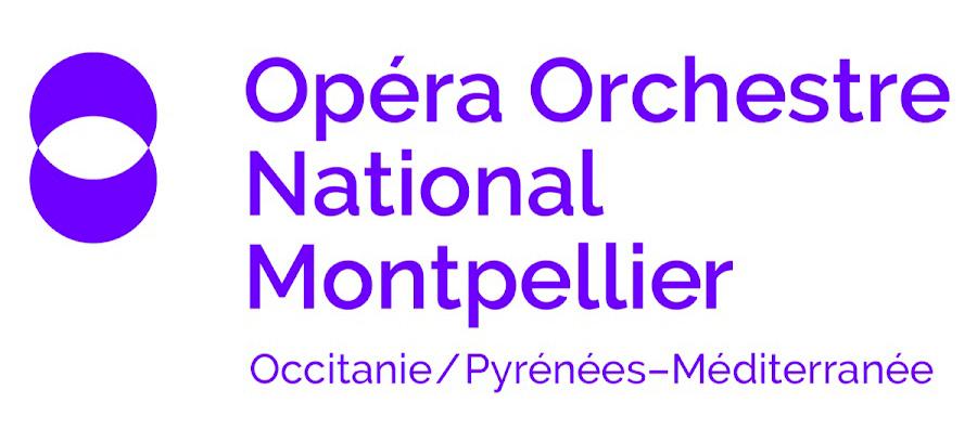 Logo de l'opéra Orchestre National Montpellier