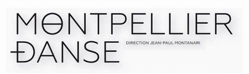 Logo Montpellier Danse